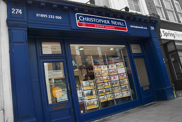 Why use Christopher Nevill Estate Agents